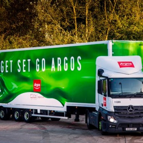ARGOS WINCANTON WAREHOUSE