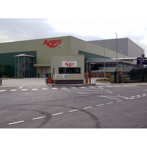 Argos Warehouse £8.72/h - £13.72/h