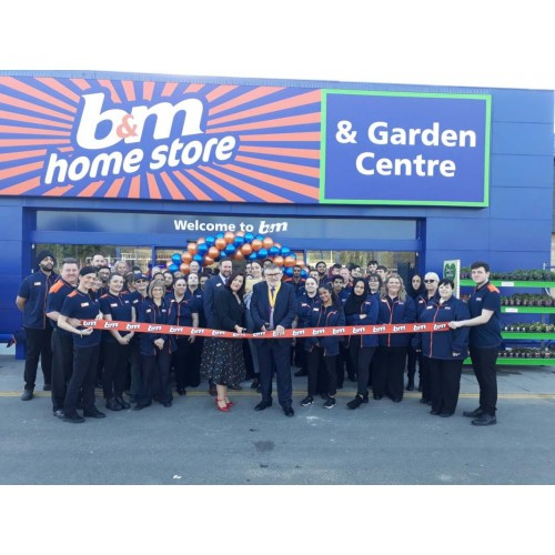 B&M Warehouse Bedford