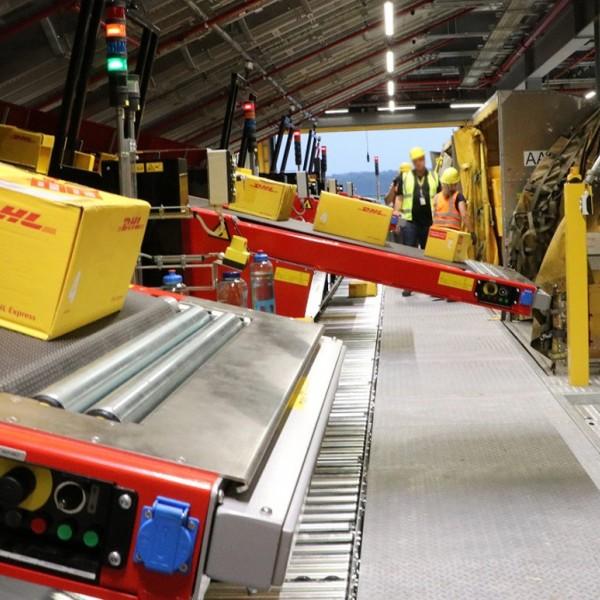 DHL Logistic Centre NETHERLANDS