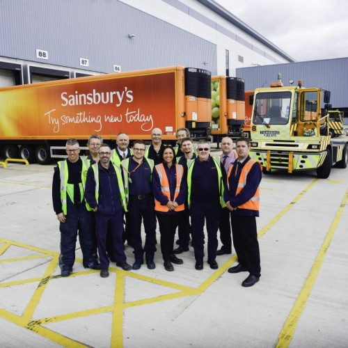 Sainsbury's Warehouse