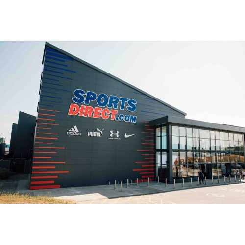Sport Direct warehouse