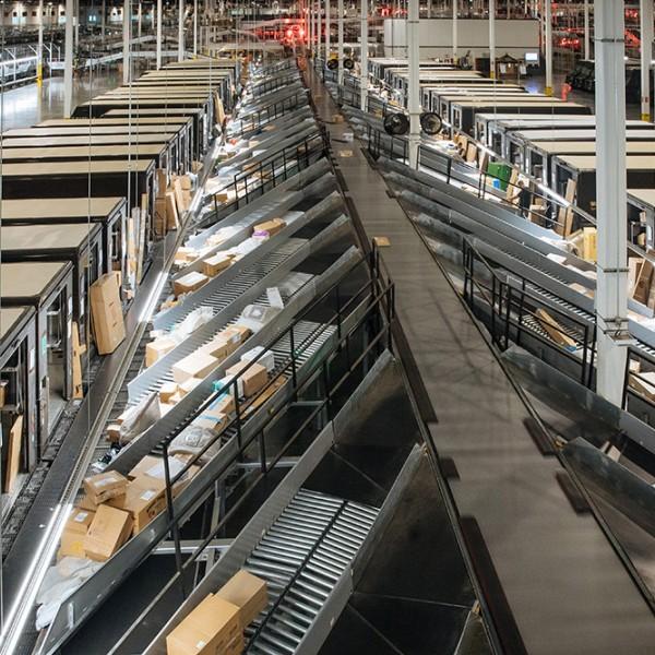 UPS Logistic Center NETHERLANDS