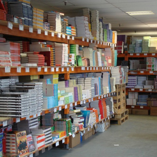 Warehouse - books £9.07 - £9.59