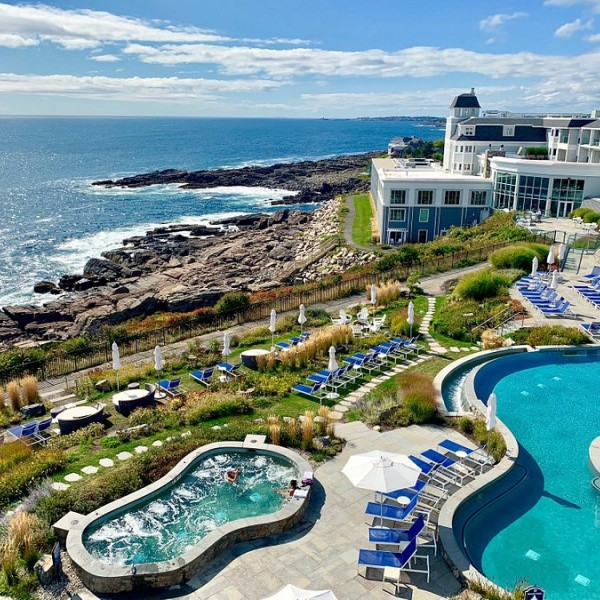The Cliff House Resort and Spa - kitchen support - Cape Neddick ME
