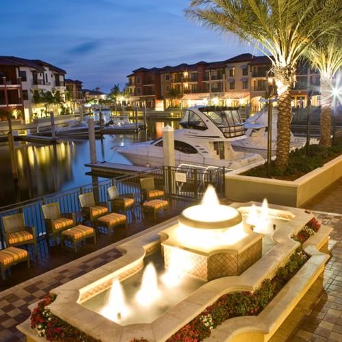 Naples Bay Resort, Florida