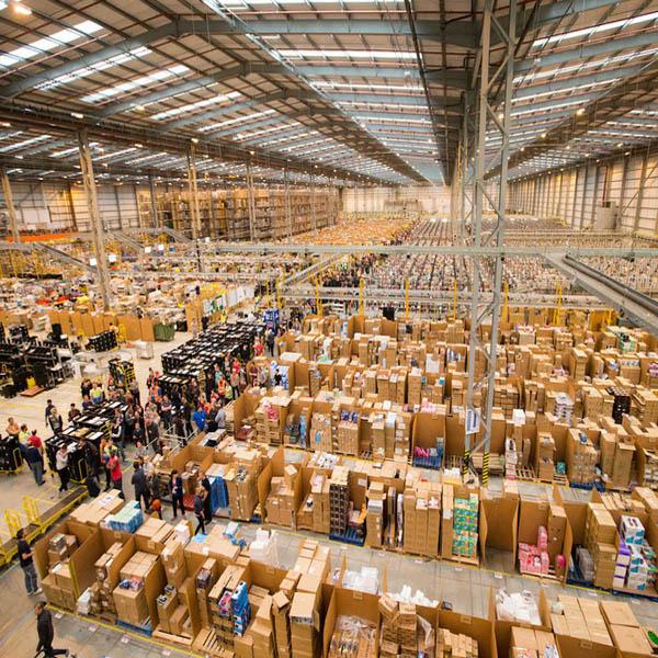 Amazon Warehouse Workers